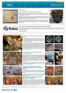 conservacion y restauracion patrimonio cultural valenciano arte
